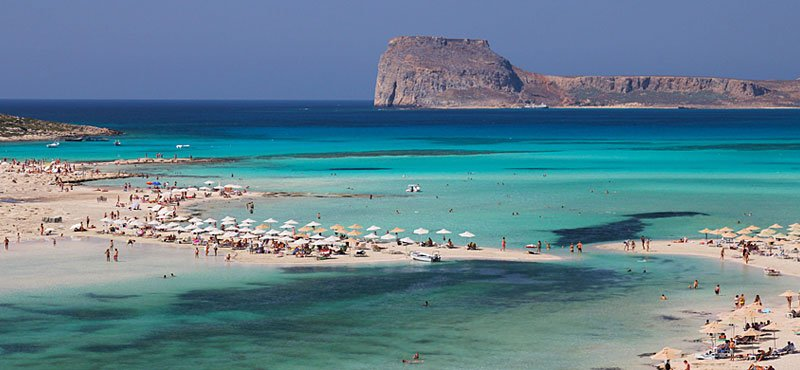 Come arrivare a Creta