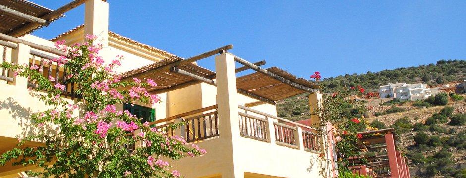 appartamenti e ville a Creta